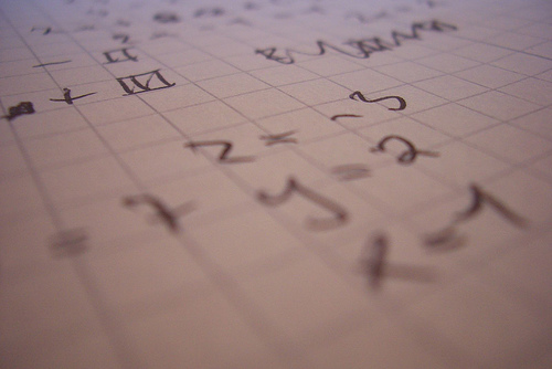 Mathe by juminiflickr